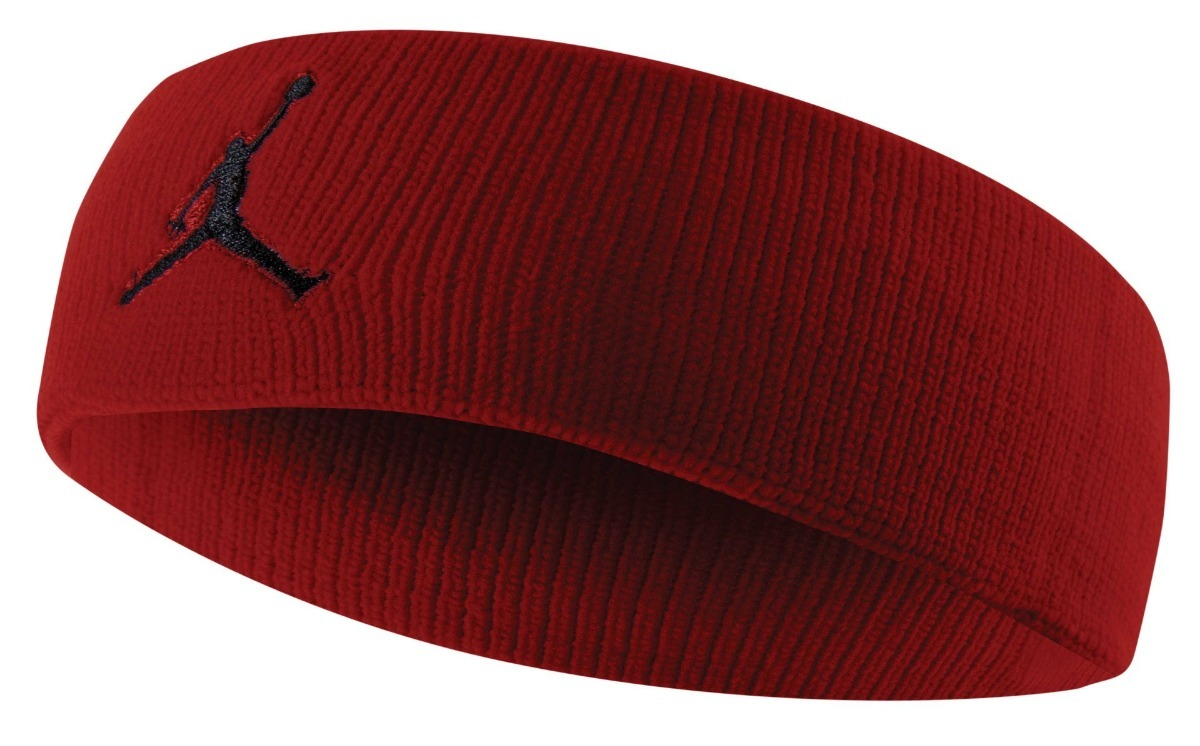 Nike Air Jordan - Jumpman Headband Mens Red 2018 -   499.00 en ... ad3137e1f74