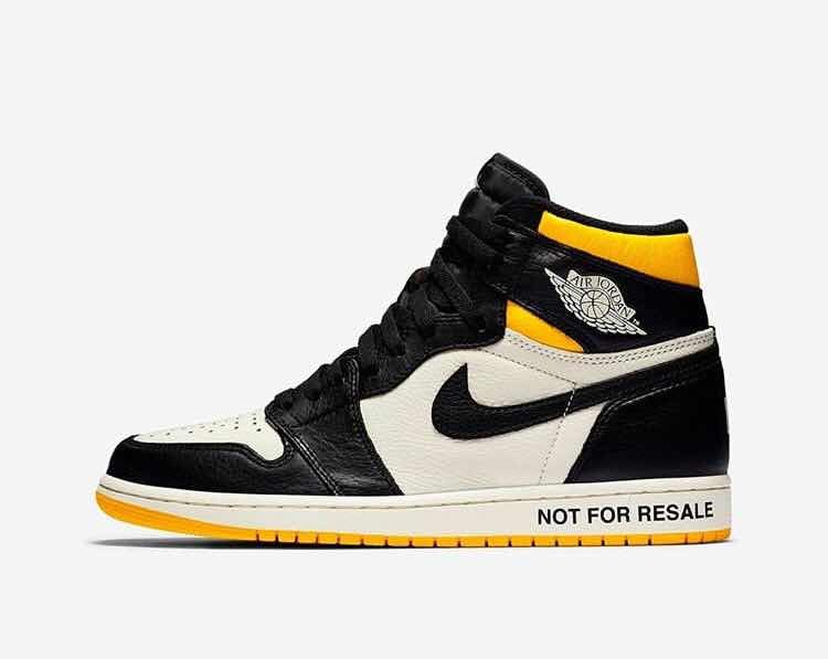 Nike Gratis Air Retro Resale For Yellow Jordan Envío 1 Not ZZrFw6