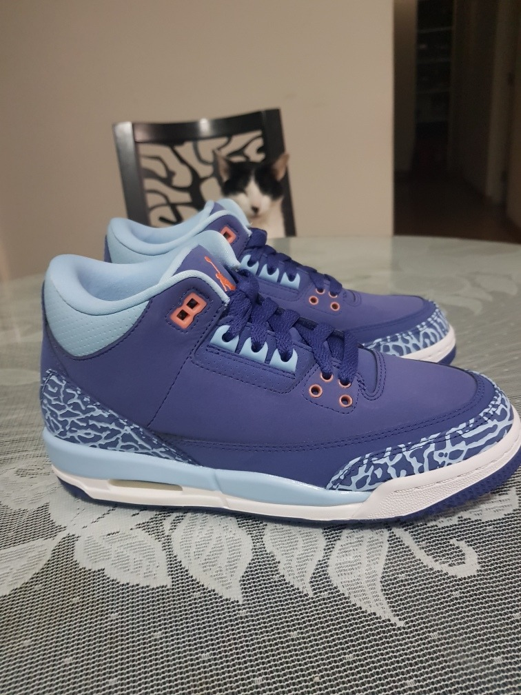 new product eaf40 77e3c nike air jordan retro 3 mujer 100%original. Cargando zoom.