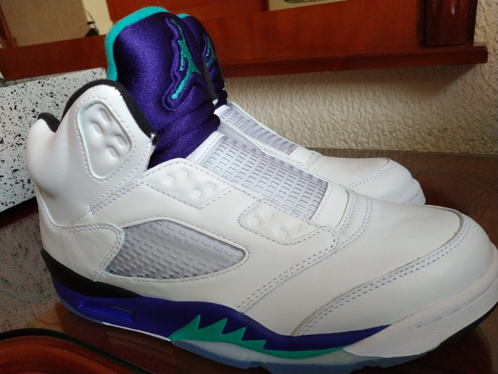 new product 629b2 fc230 Nike Air Jordan V 5 Fresh Prince