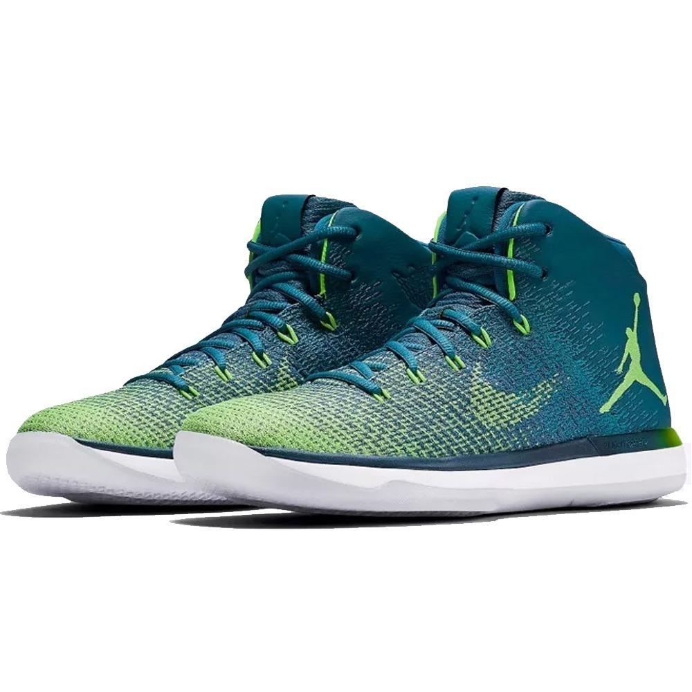 Nike Air Jordan Xxxi 31 Rio Olympic Brazil Original