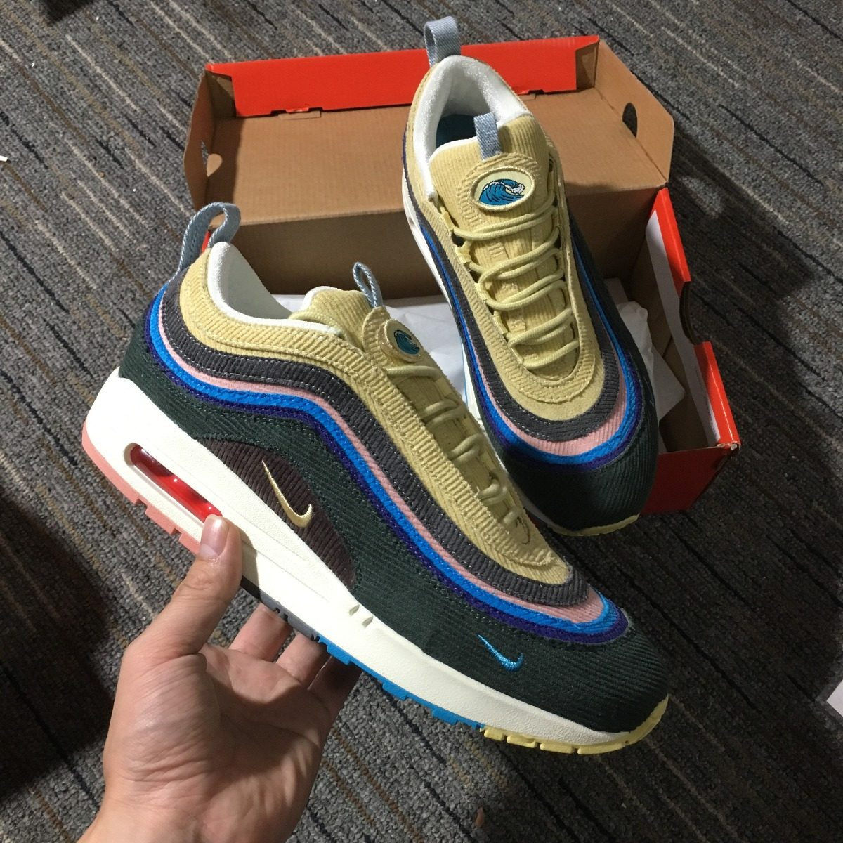 Nike Al 97 36 45 Max Sw Air Sean 1 Wotherspoontallas oCrdxBe
