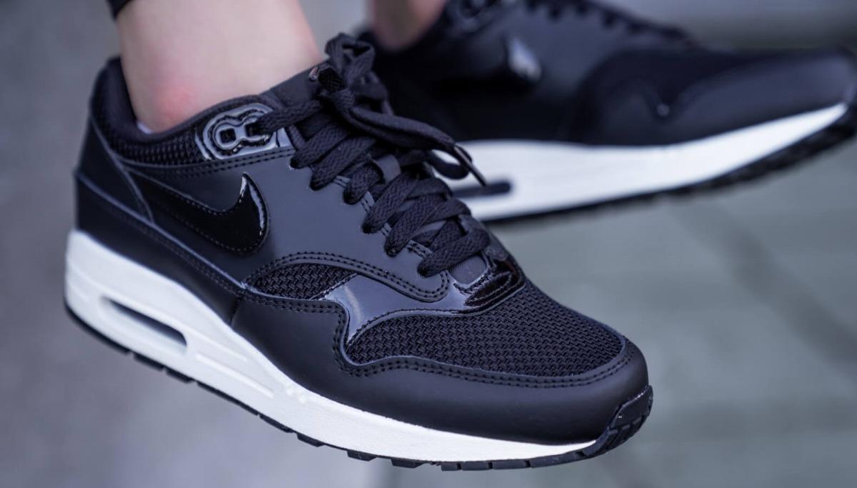 Nike Air Max 1 Essential Zapatillas Mujer 100 % Originales Cod 0018