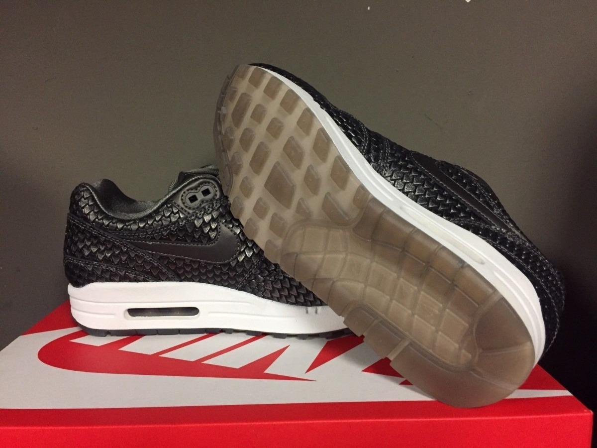 Nike Air Max 1 Prm Snakeskin *ultima Pieza* 22.5cm