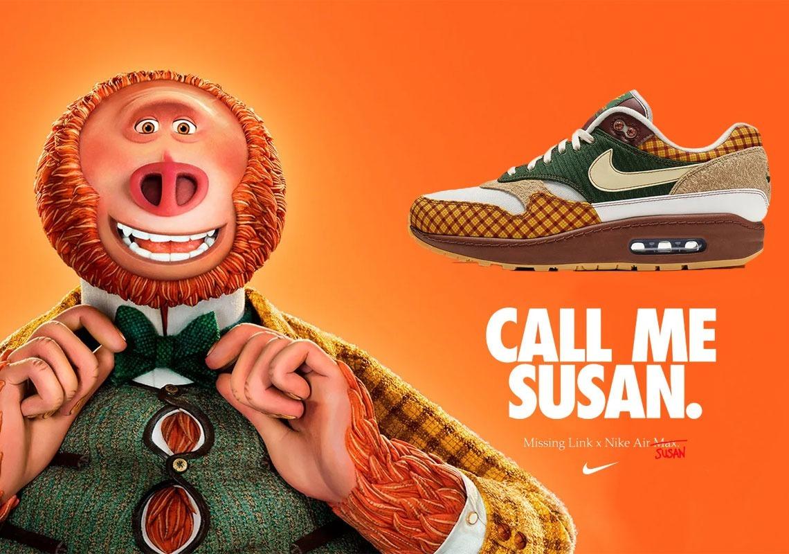 Nike Air Max 1 Susan Raro Hype