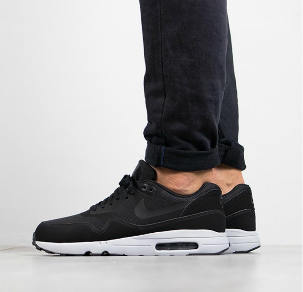best sneakers 12472 5437c ... australia nike air max 1 ultra 2.0 essential black grey hombre.  cargando zoom. f5eea