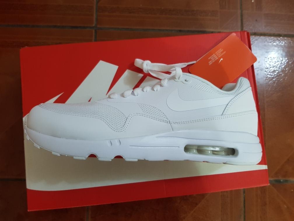 7b5b0c34a0d99 Nike Air Max 1 Ultra 2.0 Essential Blancas -   54.990 en Mercado Libre