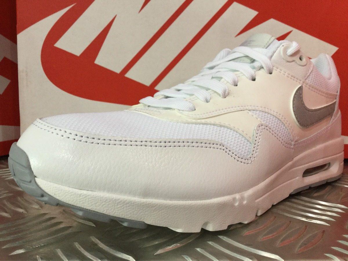 Detalles de Nike Air Max 1 Ultra Essentials Mujeres Zapatillas 704993 102 UK 7 EU 41 nos 9.5 Nuevo ver título original