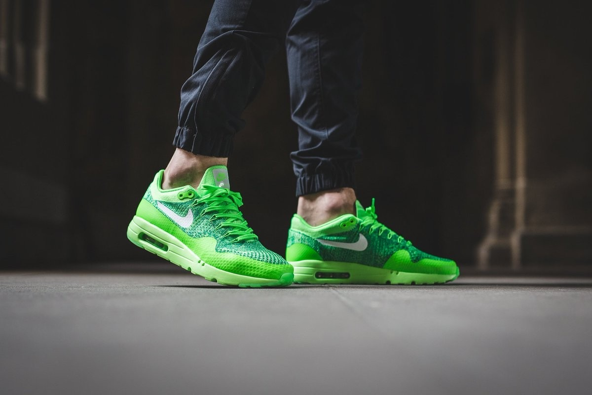 Nike Air Max 1 Ultra Flyknit Voltage