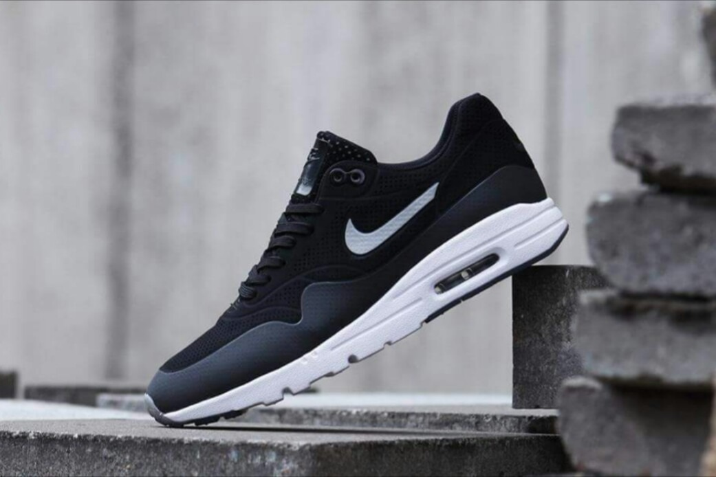 Nike Air Max 1 Ultra Moire Rvs