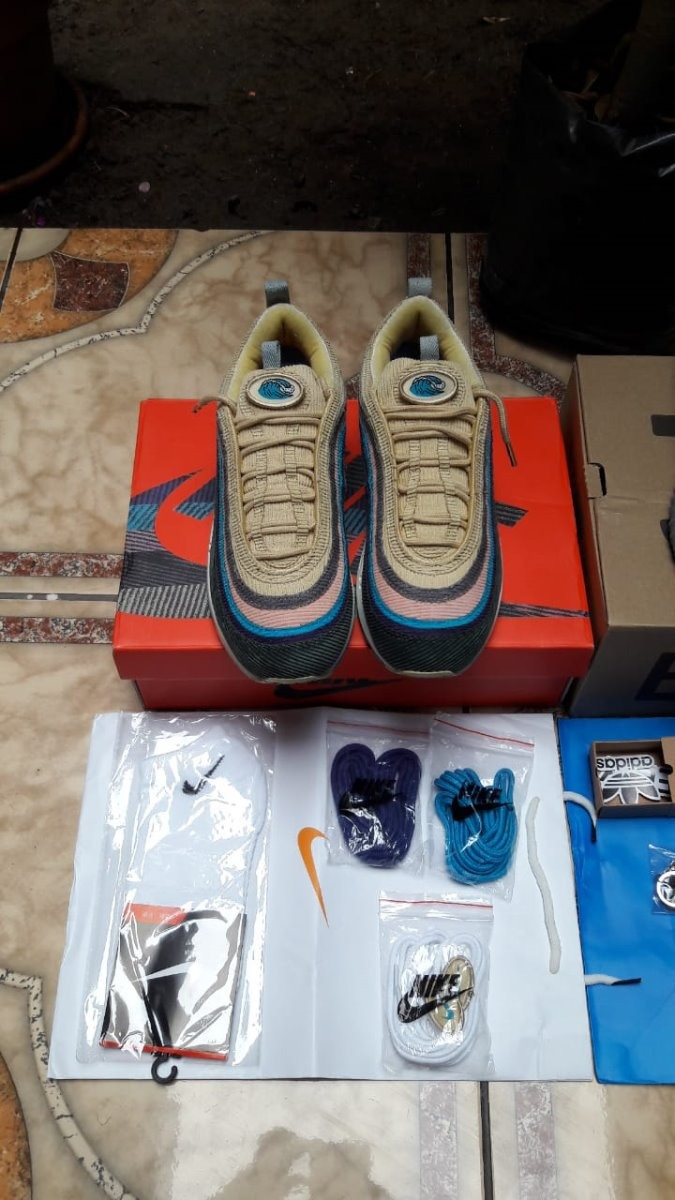 Nike Air Max 197 X Sean Wotherspoon ¡¡ Video 100% Real !!!