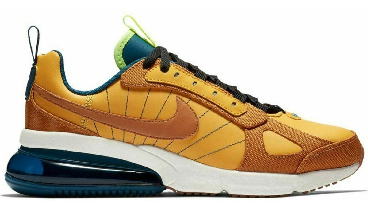 various colors e958c 3c193 Nike Air Max 270 Futura Tenis Running Basquet Hombre Mx 8.5 28.5 Usa 10.5  Originales! Nuevos En Caja
