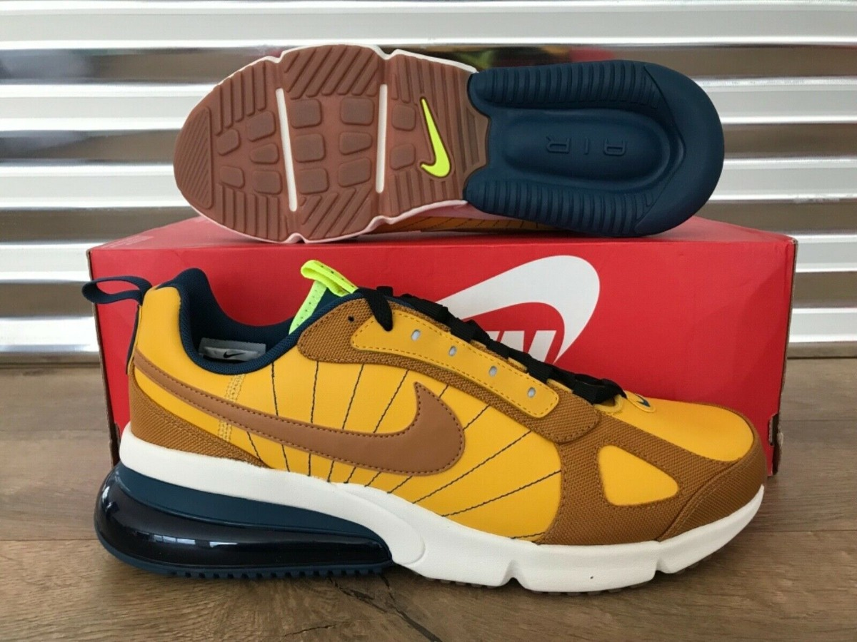 Nike Air Max 270 Futura Tenis Running Basquet Hombre Mx 9 29 Usa 11 Originales! Nuevos En Caja