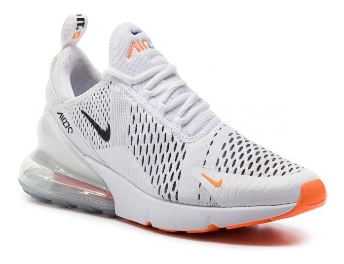 new product 201b2 f0c31 Nike Air Max 270 Just Do It White / Caballero
