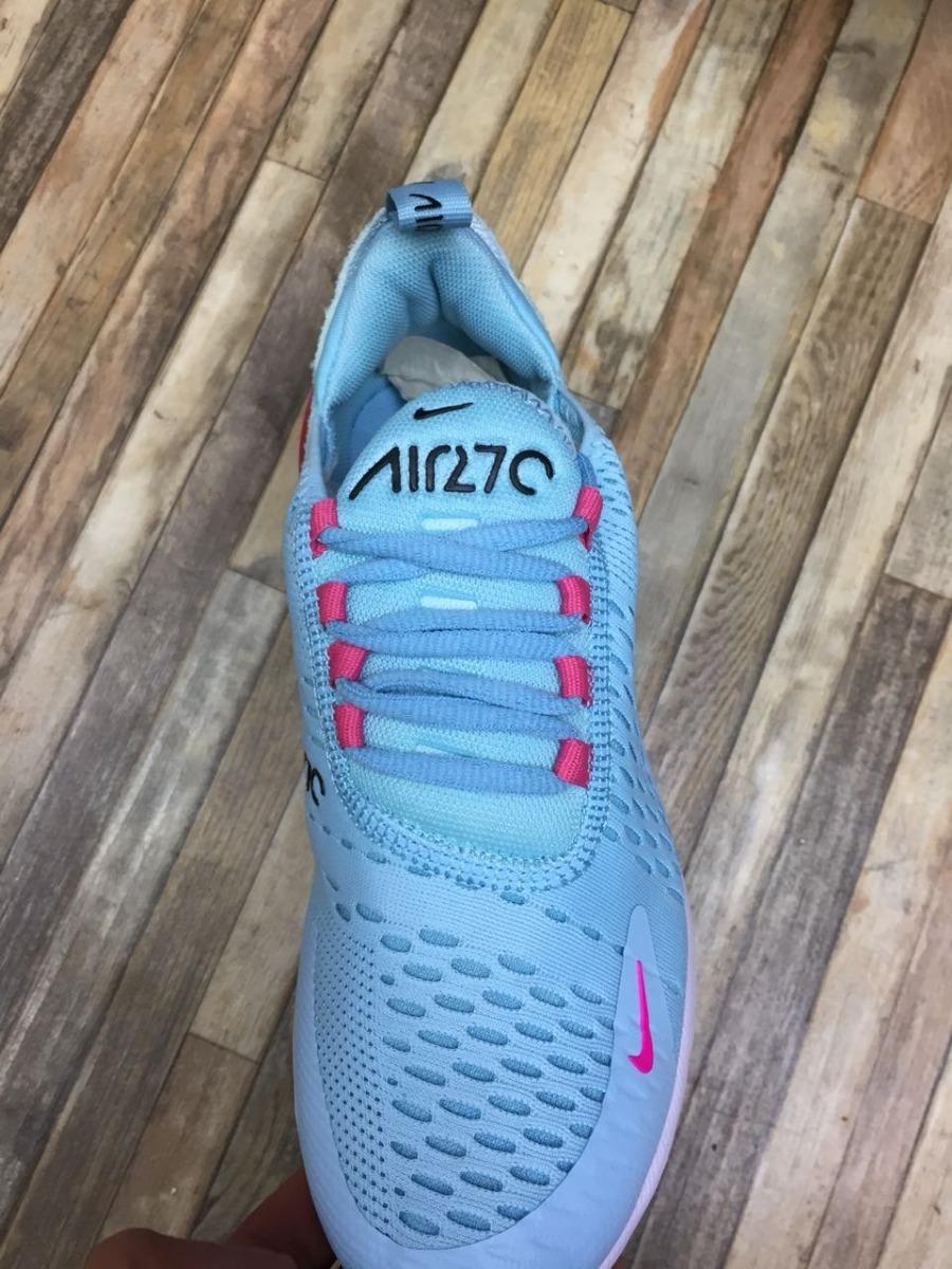 air max 270 mujer azul