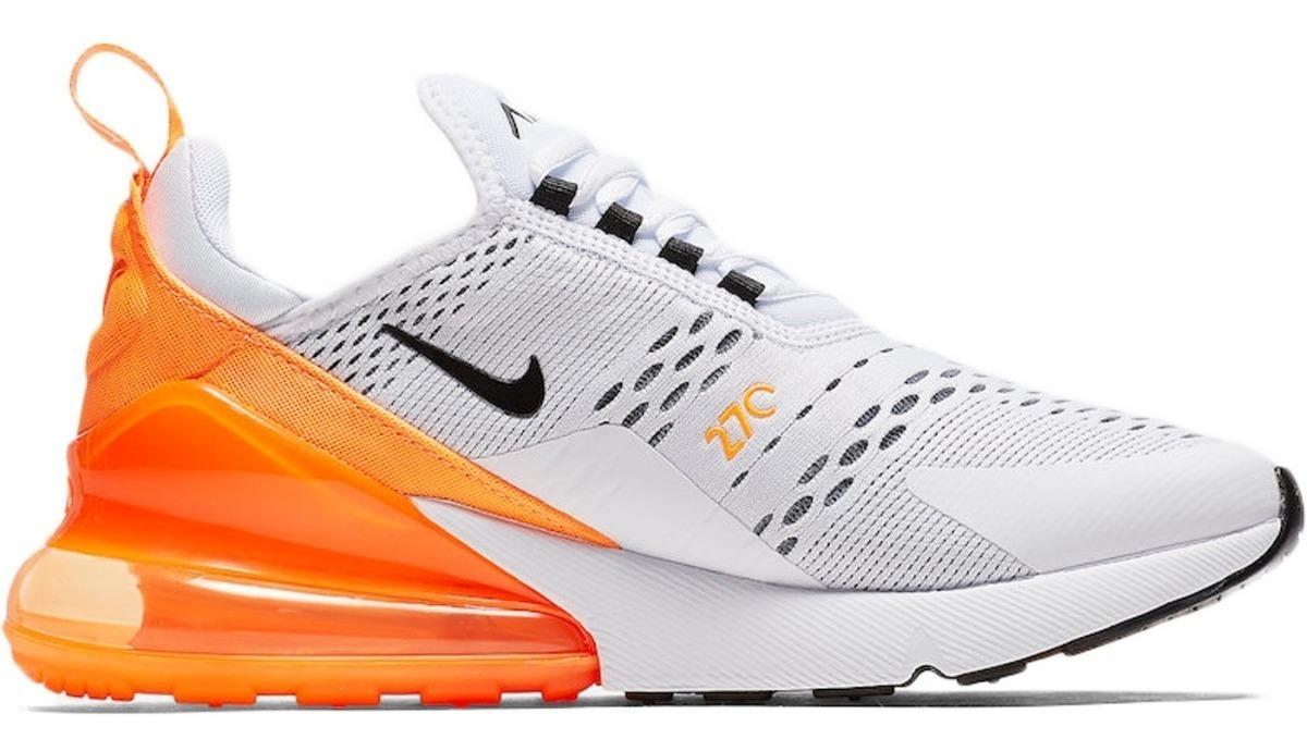 Nike Air 270 Tn Plus White Men's Casual Shoes NIKE CIU012933
