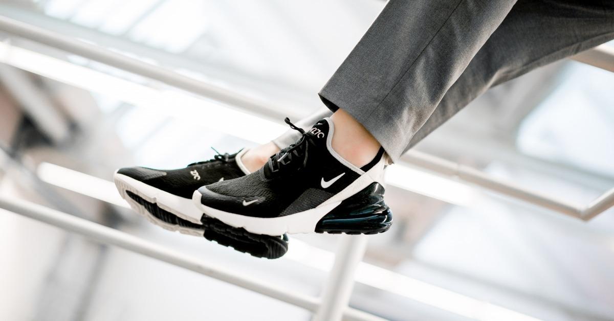 Nike Air Max 270 Zapatillas 100% Original Mujer Cod 0093