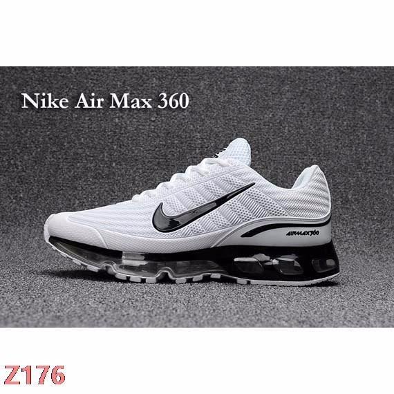 Nike Air Max 360, Vapormax Jordan Hombre Mujer A Pedido