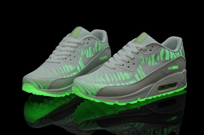 air max que brillan