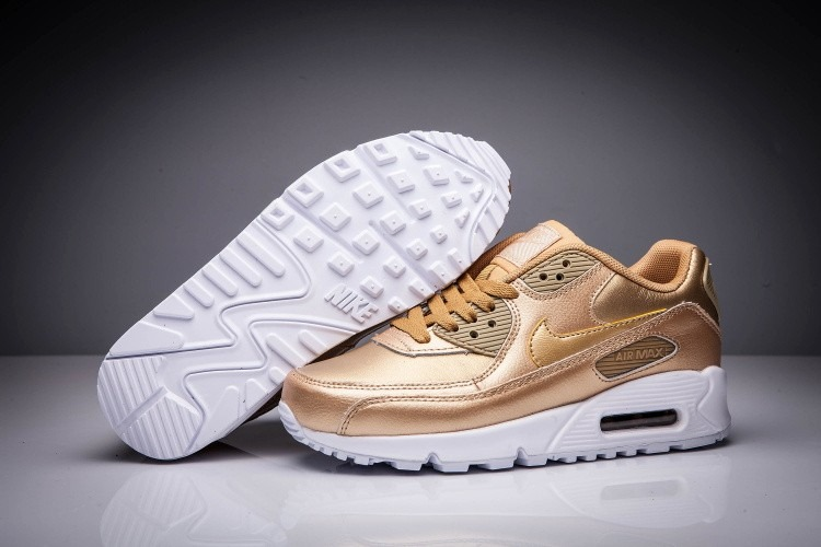 air max doradas