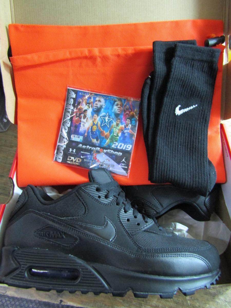 Nike Air Max 90 Essential Black (28.5 Mex) Astroboyshop