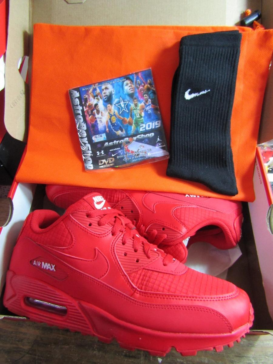 Nike Air Max 90 Essential Red Edition (29 Mex) Astroboyshop