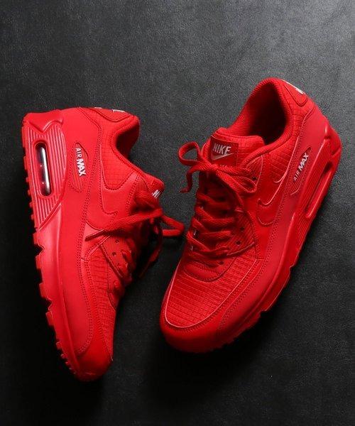 Nike Air Max 90 Essential Rojos Original