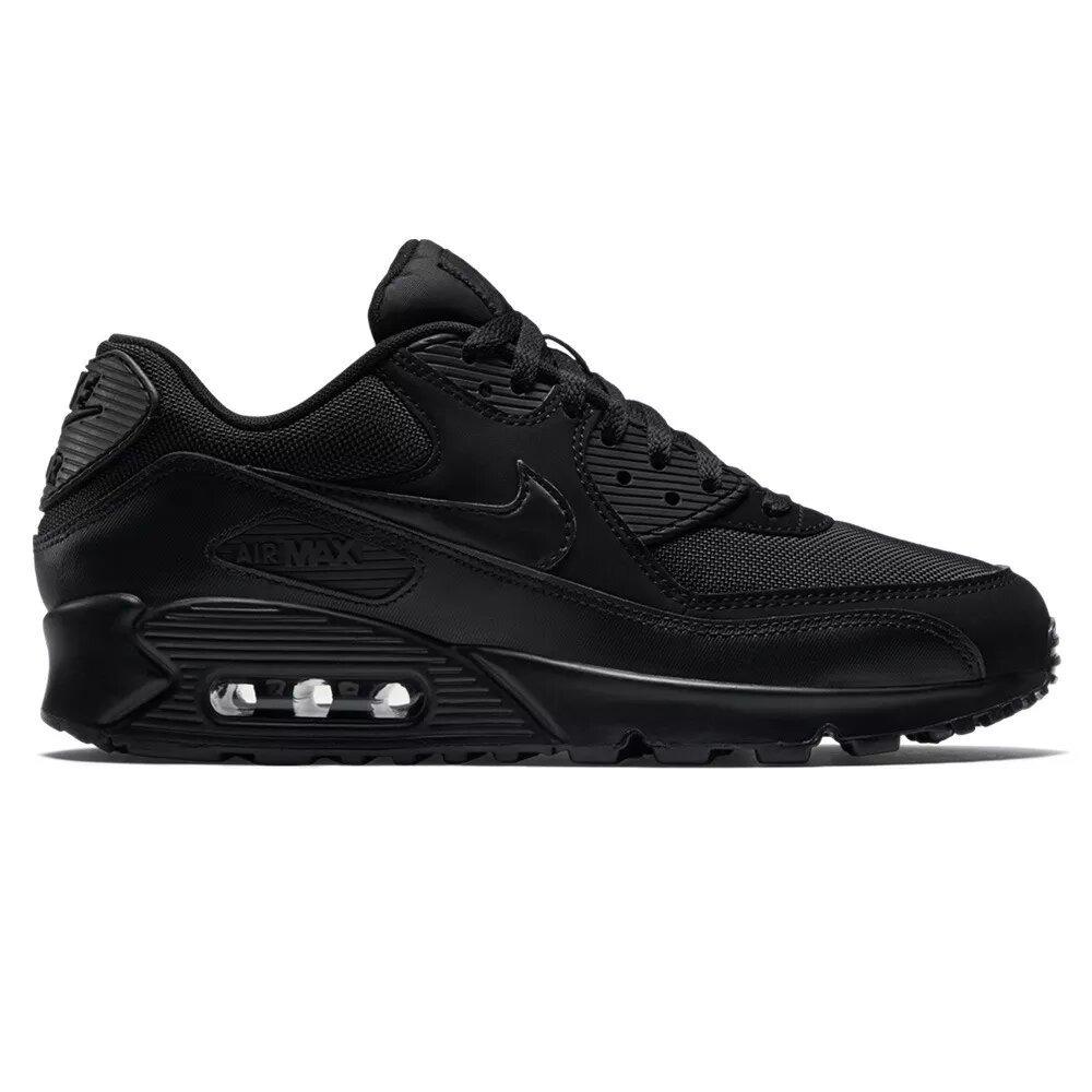 Nike Air Max 90 Essential Triple Black - Hombre