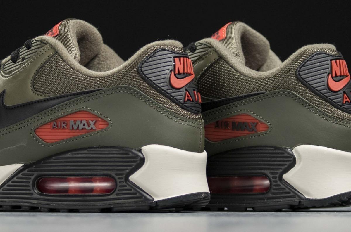 Nike Air Max 90 Essential Zapatillas Hombre 100% Originales Cod 0004
