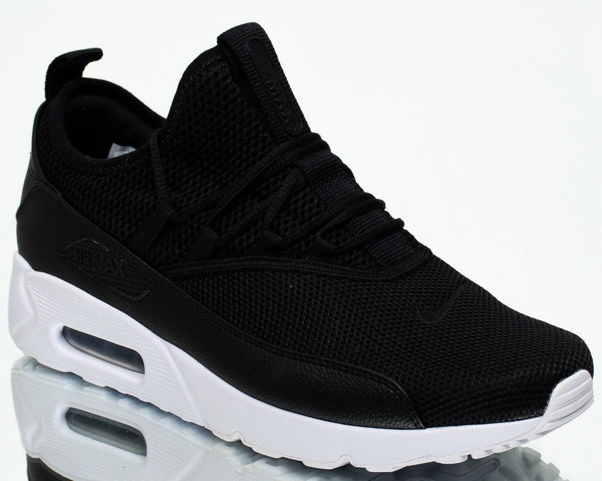 best sneakers 8fd9a 34fb3 ... authentic nike air max 90 ez hombres negro vida blanco negro. cargando  zoom. 94d3b