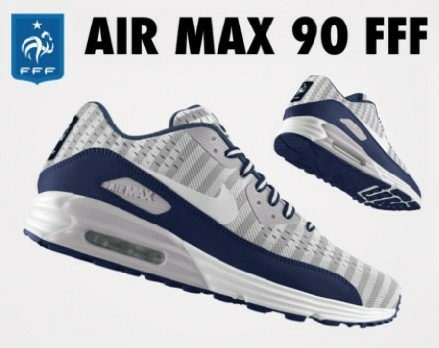super popular 93c0a ff979 nike air max 90 france pack edit. unicas 8.5 40.5