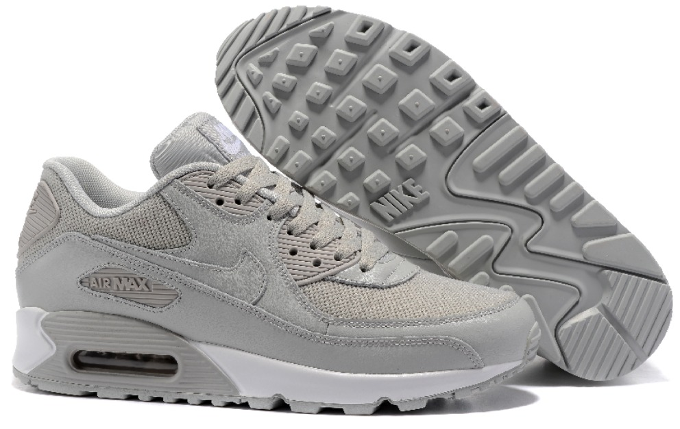 hot sale online d9e21 f6eae low cost nike air max 90 gris claro exclusivo edición limitada 35 43. cargando  zoom