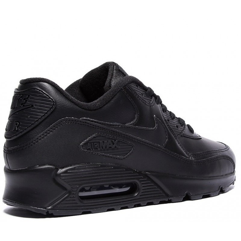 zapatillas nike air max hombres negras