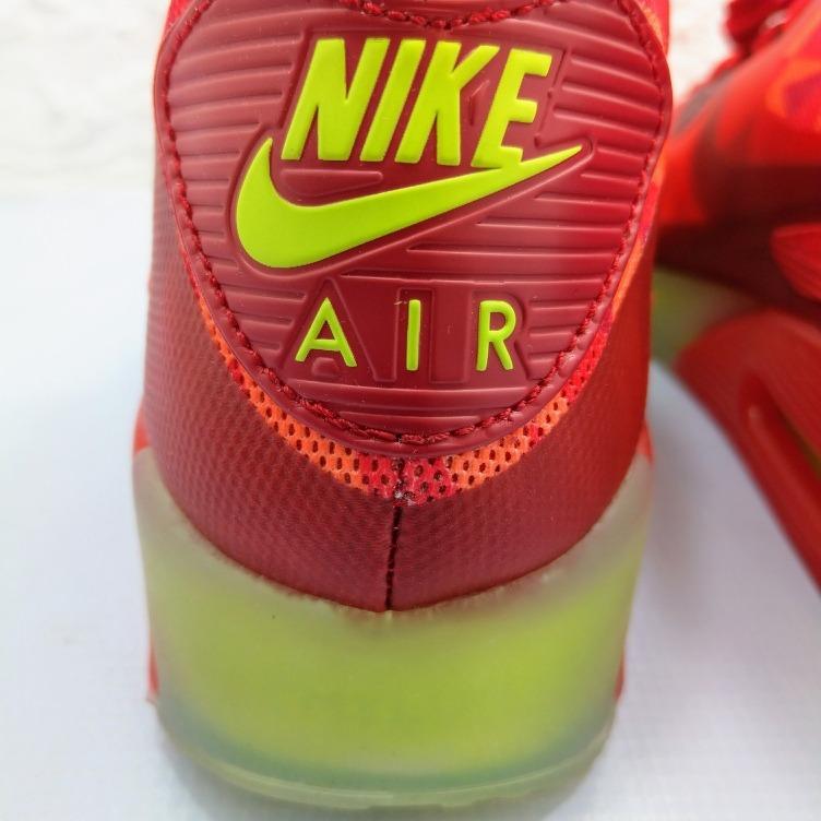 Air Max 90 Ice 'Gym Red' Gym Red Nike 631748 600 gym