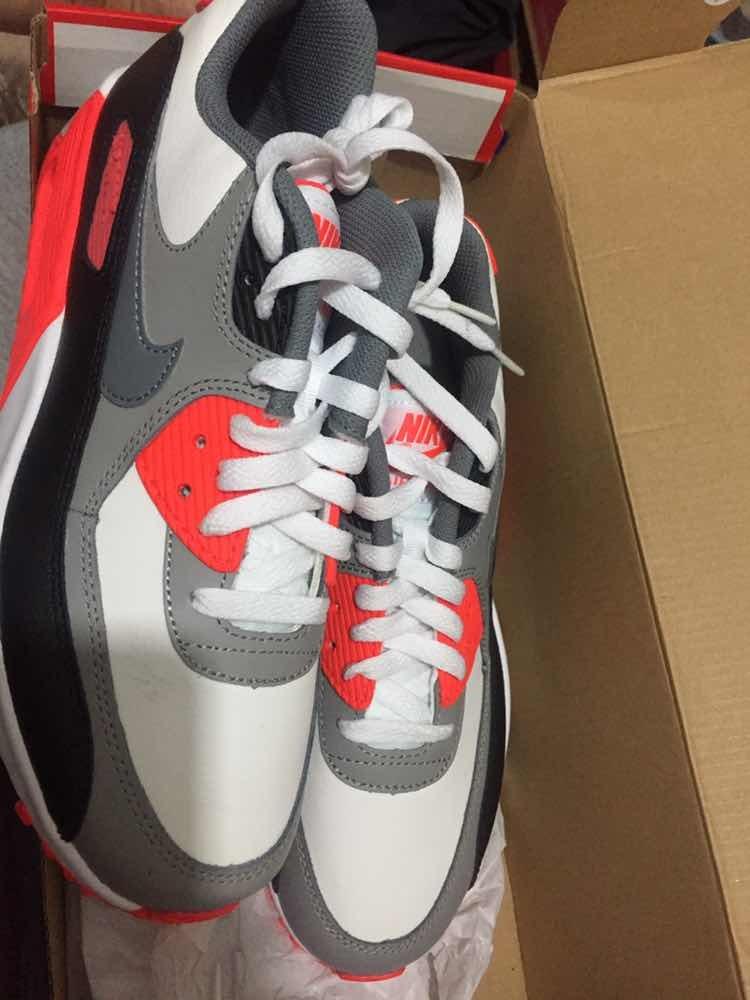 Nike Air Max 90 Infrared Talla 3.5&5mx