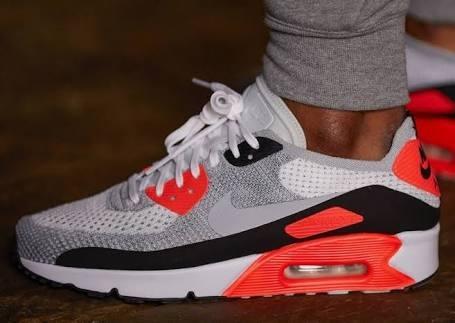 size 40 387b6 33c06 Nike Air Max 90 Og Infrared Ultra 2.0 Nba Kobe Jordan Lebron