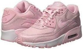 tenis nike air max 90 feminino rosa