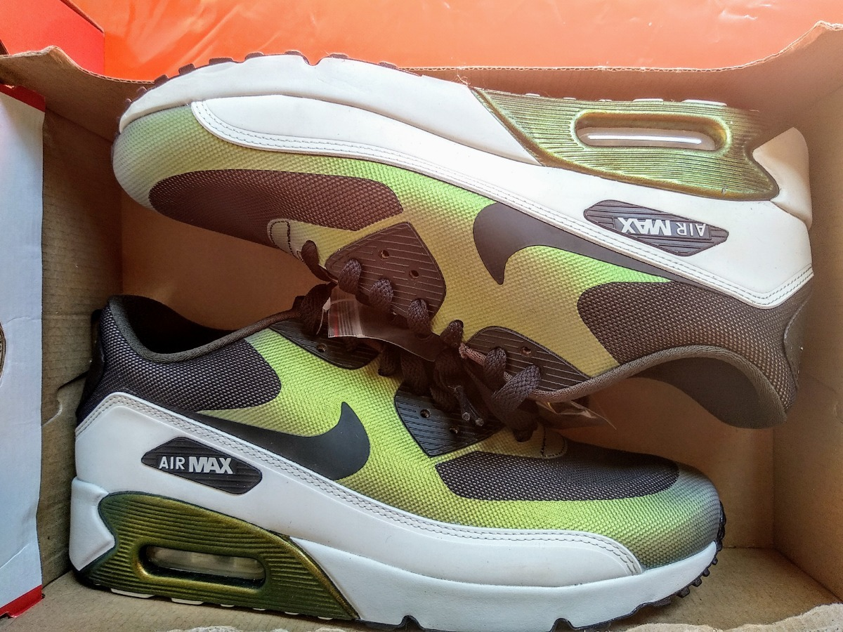 Nike Air Max 90 Ultra 2.0 Essential Color Verde (40 Arg.)
