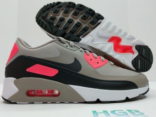Nike Air Max 90 Ultra 2.0 Essential Para Hombre Negro Rojo