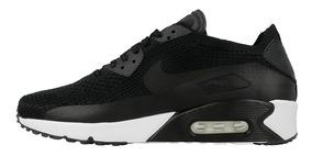 Nike Air Max 90 Ultra 2.0 Flyknit Black white 875943 001