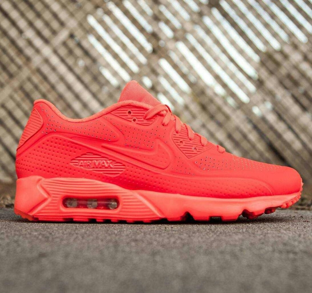 AIR MAX 90A naranja