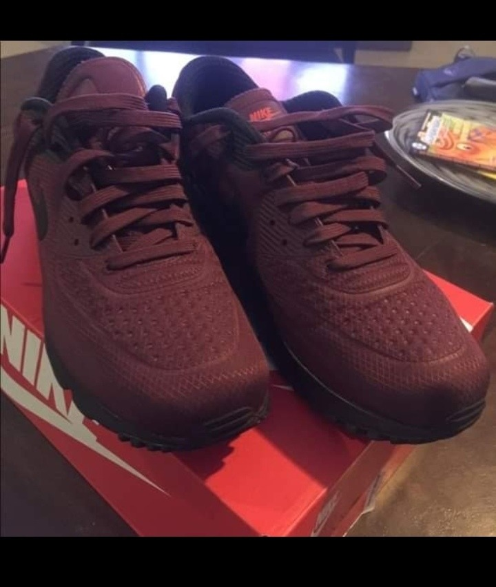 online store b2e8b a6315 Nike Air Max 90 Ultra Se Night Maroon