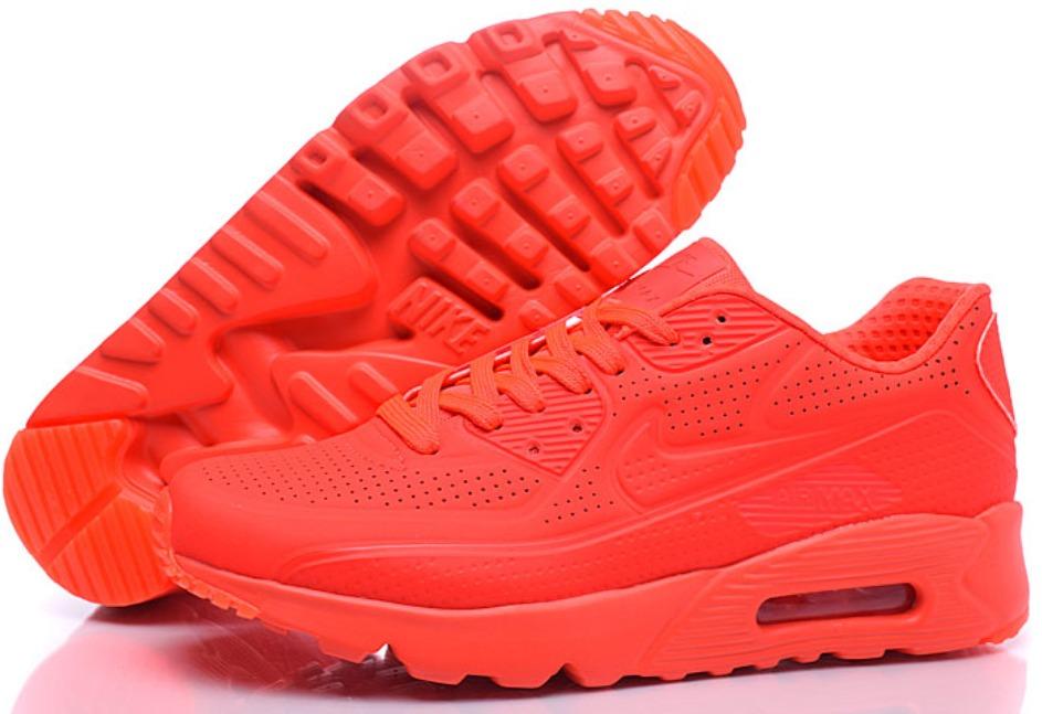 buy online 564ee a54b8 nike air max 90 ultramoire total red, rojas edicion limitada ...