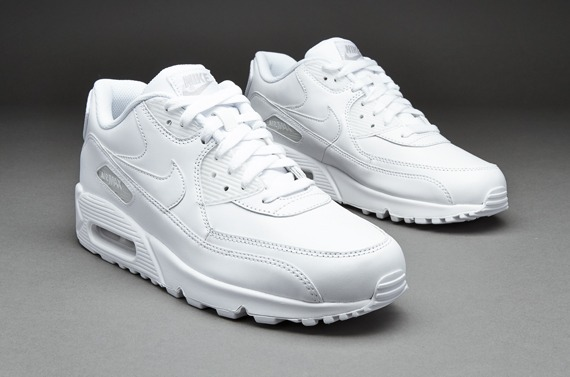 air max 90 white