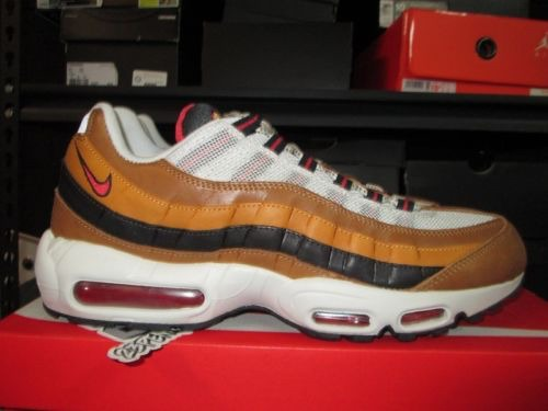 finest selection 0c545 3ae4f nike air max 95 escape qs trainers rare colourway