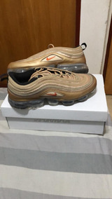 Nike Air Max 90 Doradas Gold Championes en Mercado Libre