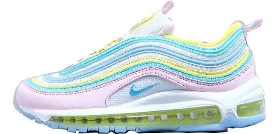 nike air max 97 mujer colores pastel