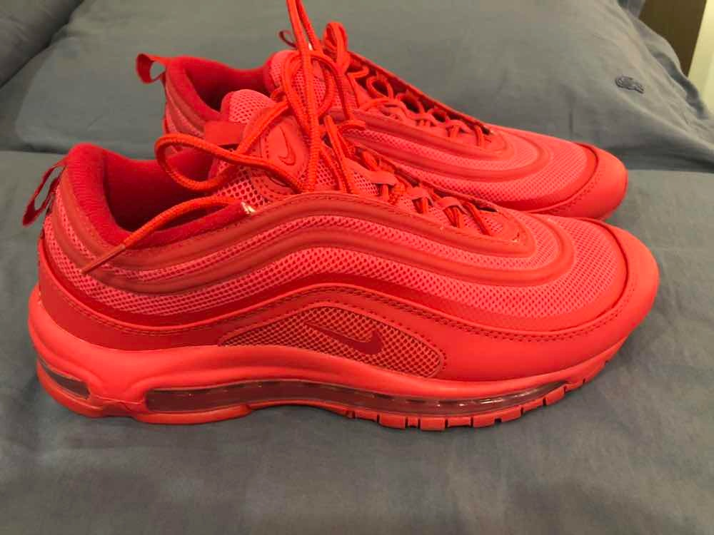 Nike Air Max 97 Hyperfuse Rojos