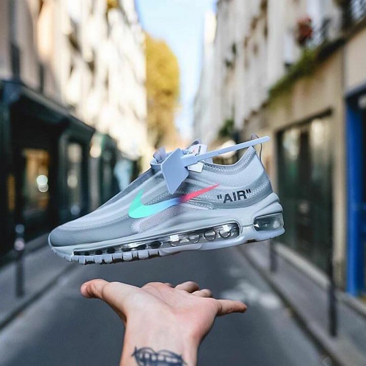 Nike Air Max 97 Off White Menta En Stock Y A Pedido