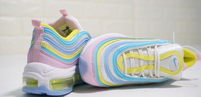 Nike Air Max 97 Pastel Colors Unicornio / Dama
